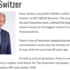 Peter Switzer, Sky business channel